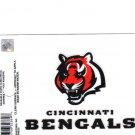 Cincinnati Bengals Static Cling Decal NFL