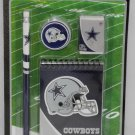 Dallas Cowboys 4Pc Study Set NFL
