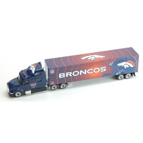 Nfl Toy Trucks : Denver broncos diecast scale semi truck nfl