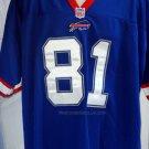 Terrell Owens Buffalo Bills Jersey Medium NFL