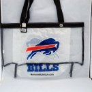 Buffalo Bills Clear Bag Tote Messenger Bag NFL
