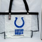 Indianapolis Colts Clear Bag Tote Messenger Bag NFL