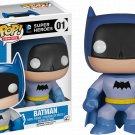 Batman 75th Blue Rainbow Batman Pop Vinyl EE Exclusive