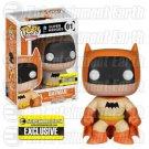 Batman 75th Orange Rainbow Batman Pop Vinyl EE Exclusive