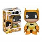 Batman 75th Yellow Rainbow Batman Pop Vinyl EE Exclusive