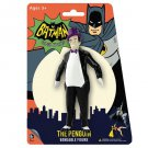 Batman Classic TV Series the Penguin 5 1/2-Inch Bendable Figure
