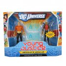 DC Universe Young Justice Aquaman and Aqualad Figure 2-Pack