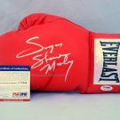 Sugar Shane Mosley Signed Autographed Everlast Boxing Glove