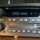 2003-2006 07 Classic GM CHEVY TAHOE SILVERADO S10 CD PLAYER RADIO SSR