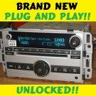 NEW UNLOCKED 2007-09 CHEVY EQUINOX 6 CD CHANGER Radio 3.5mm Aux/Ipod input &MP3