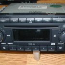 NEW 2004-2007 DODGE DURANGO MP3 RADIO 6 DISC CD CHANGER WORKS WITH RSE REAR DVD