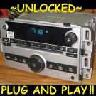 NEW UNLOCKED 2007-2009 CHEVY EQUINOX CD Radio 3.5 Aux MP3/Ipod input