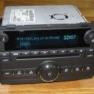 2007-2009 GMC CHEVY 6 CD MP3 CHANGER RADIO TAHOE YUKON