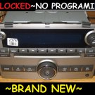 SILVER UNLOCKED 07-10 BUICK LUCERNE 6 CD CHANGER Radio 3.5mm Aux/Ipod input &MP3