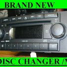 BRAND NEW 2005-2008 DODGE RAM / CHARGER JEEP MP3 RADIO 6 DISC CD CHANGER
