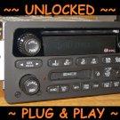 2001 02 03 04 05 CHEVY CAVALIER CD Cassette Tape RADIO Impala Malibu Oldsmobile