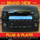 NEW / NOS TOYOTA SIENNA Radio 6 Disc MP3 CD Changer LE 2005-2009 Sat Ready 11818