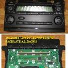 OEM FACEPLATE FOR 2004-2010 TOYOTA SIENNA 6 CD CHANGER RADIO JBL P1820 P1816