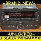 NEW~ UNLOCKED~  OEM 2007-2009 Pontiac TORRENT CD Radio 3.5mm Aux/Ipod input &MP3