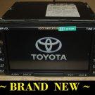 NEW- TOYOTA SOLARA CAMRY JBL GPS NAVIGATION RADIO E7009 w/MAP DISC 07-08