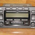 NEW&UNLOCKED 2000-04 TOYOTA AVALON RADIO CD TAPE PLAYER 86120-AC080/AC081 AD6804