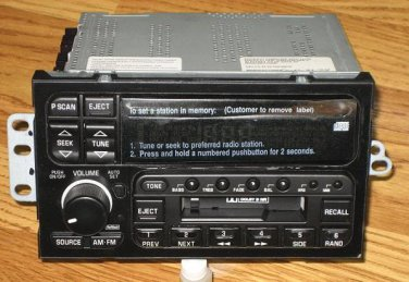 ~NEW~ 1995-2001 BUICK PARK AVE AVENUE CD CASSETTE RADIO