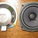 """BRAND NEW  Pair of 2   4"""" Round Honda Passport Isuzu Speaker Speakers OEM (NOS)"""