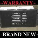 BRAND NEW OEM REPLACEMENT 2000-2001 FORD EXPEDITION REAR RADIO AUDIO CONTROLS