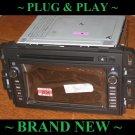 NEW 2007-2011 GMC ACADIA Bose Navigation Nav Cd Mp3 Aux Input RADIO OEM-UNLOCKED