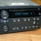 2003-07 GM CHEVY TAHOE SILVERADO CLASSIC S10 CD PLAYER RADIO SSR