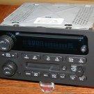 2003-07 GM CHEVY TAHOE SILVERADO CLASSIC S10 CD CASSETTE TAPE PLAYER RADIO SSR