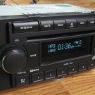 MINT JEEP CHRYSLER DODGE DURANGO 300 6 CD CHANGER MP3 RADIO WORKS WITH RSE DVD