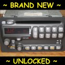 NEW UNLOCKED OEM Pontiac Sunfire Montana Grand Am Aztek Radio CD Player Stereo