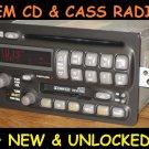 NEW OEM 2001-2005 Pontiac Montana Grand Am Radio CD CASSETTE CASS TAPE Stereo FM