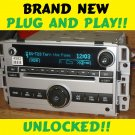 NEW 07-09 CHEVY EQUINOX 6 CD CHANGER Radio 3.5 Aux/Ipod input &MP3 UNLOCKED
