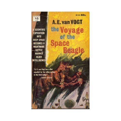 The Voyage of the Space Beagle by A. E. Van Vogt