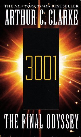3001: The Final Odyssey by Arthur C. Clarke