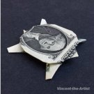 Money Origami TURTLE - Dollar Bill Art - Made with real $1.00 Cash