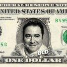 EMERIL LAGASSE on REAL Dollar Bill Spendable Cash Celebrity Money Mint