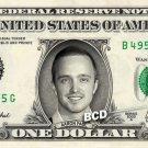 AARON PAUL / Jesse Pinkman - BREAKING BAD on REAL Dollar Bill Cash Money