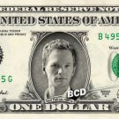 NEIL PATRICK HARRIS on REAL Dollar Bill Collectible Cash Celebrity Money Mint