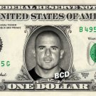 DOMINIC PURCELL on REAL Dollar Bill collectible Cash Money - Prison Break $1