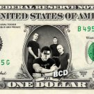 AFI band - Real Dollar Bill Cash Money Collectible Memorabilia Celebrity Novelty Bank Note