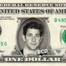 JOHN KRASINSKI on REAL Dollar Bill collectible Cash Money The Office $1