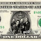GODSMACK - Real Dollar Bill Cash Money Collectible Memorabilia Celebrity Novelty Bank Note