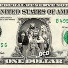 FLEETWOOD MAC on REAL Dollar Bill Collectible Cash Celebrity Money Mint $1.00