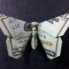 $20 Bill Money Origami BUTTERFLY - Dollar Bill Art - Made with $20.00 Cash