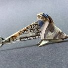 SWORDFISH Money Origami - Fish Animal Dollar Bill Art
