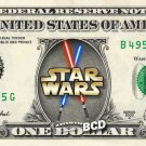 STAR WARS 9-set REAL Dollar Bill Collection - Money Cash Gift
