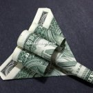 BattleStar Galactica Viper Dollar Origami - Space Ship Made from Money
